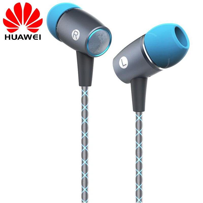 bilder für 100% original huawei honor motor plus kopfhörer am12 plus mic 3 tasten drive-by-wire 3,5mm für smartphones huawei honor handys