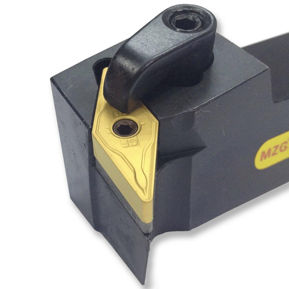 MZG SRAPL2020K08 CNC Lathe Boring Machining Cutter External Turning Tool Holder