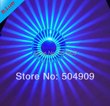 Free shipping - 3pcs/lot 1W 1 LED high power Lights Decorative fixture bulbs Multi colors for Hall Gallery Vestibule