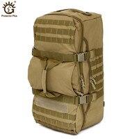Military Tactical Backpack 60L Outdoor Camping Large Capacity Sport Backpacks Men's Hiking Shoulder Bag Rucksack Travel Backpack