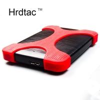 Shockproof USB3 0 External Hard Drive Disk 500GB 320GB Micro USB 3 0 Hard Disk Portable