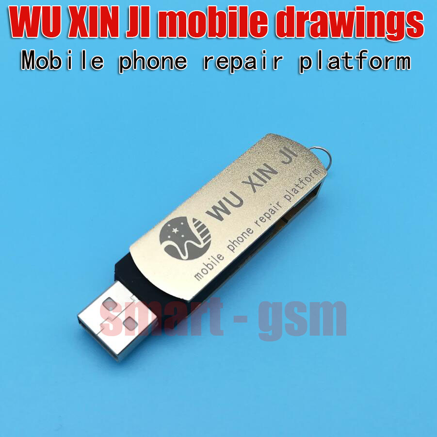 2018 Wu Xin Ji Dongle Wuxinji Board Schematic Diagram Repairing For Iphone 6 Cable Ipad Samsung Phone Software Drawings In Telecom Parts From Cellphones