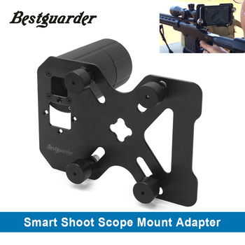 Tactical Riflescopes Long Range Gun Accessories use with Most Smartphone Hunting Shoot Scope Mount Adapter Hot