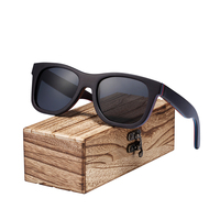 Wayfarer Full - Bambou - Bois noir - Coffret en bois