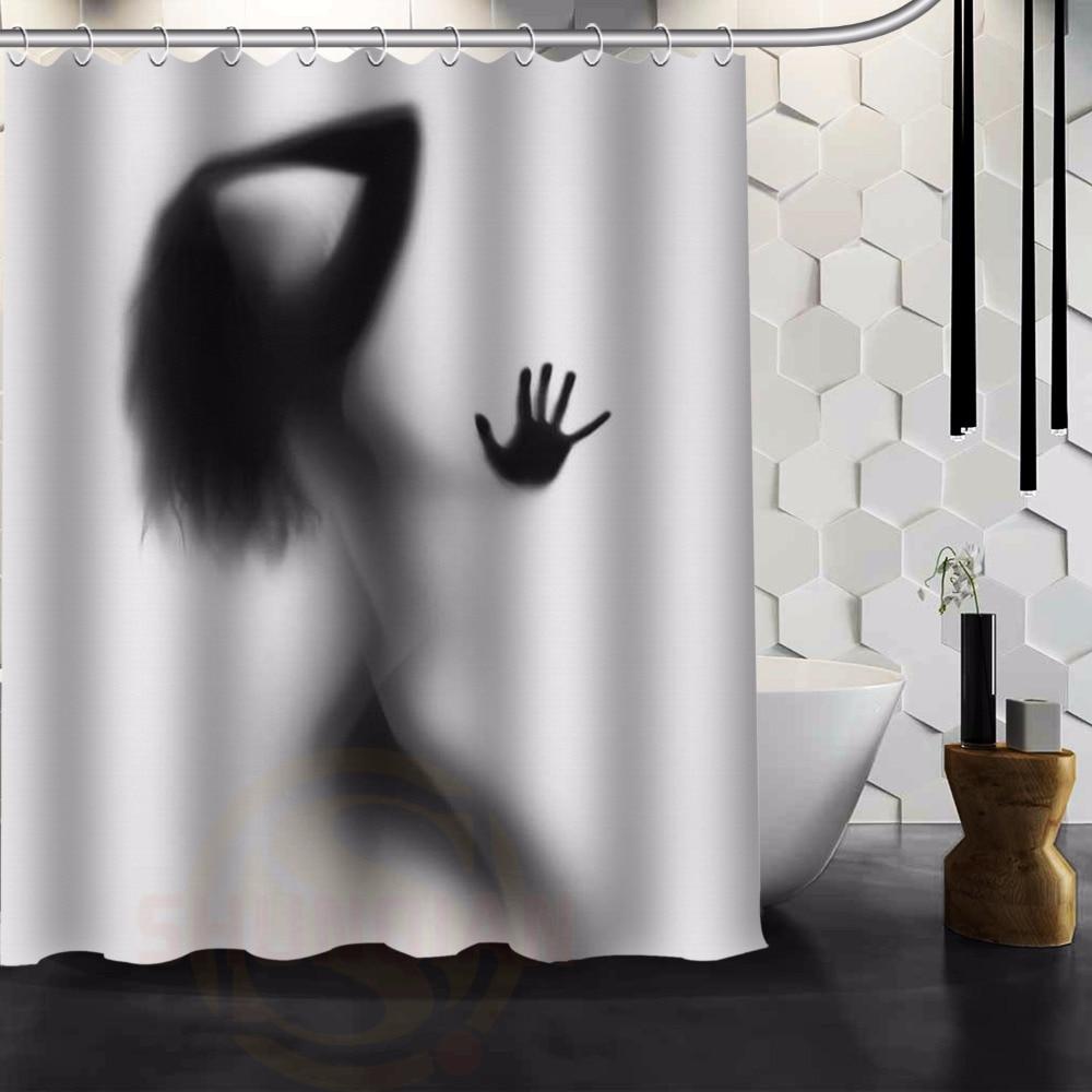 Anatomy of sex shower curtain by sobottostudies