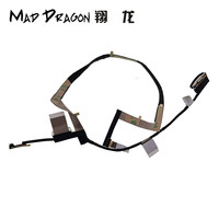 MAD DRAGON Brand Laptop NEW 15.6 1920*1080 FHD EDP CABLE LCD Video Ribbon For Dell XPS 15 9570 Precision 5530 05CPJ2 5CPJ2