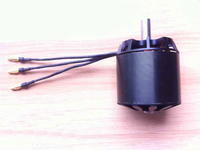 1PC 3200W 6374 KV170 Outer Rotor Brushless Motor for 100A 120A 150A Brushless ESC 22*12 26*10 Propeller RC Aircraft Boat Parts