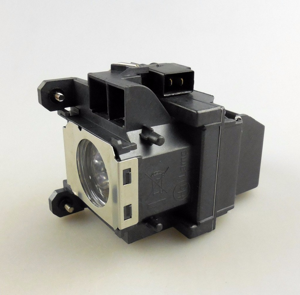 ФОТО ELPLP48 / V13H010L48  Replacement Projector Lamp with Housing  for  EPSON EB-1725 / EB-1720 / EB-1730W / EB-1735W / EB-1700