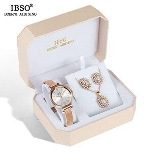 IBSO Brand Women Crystal Desig