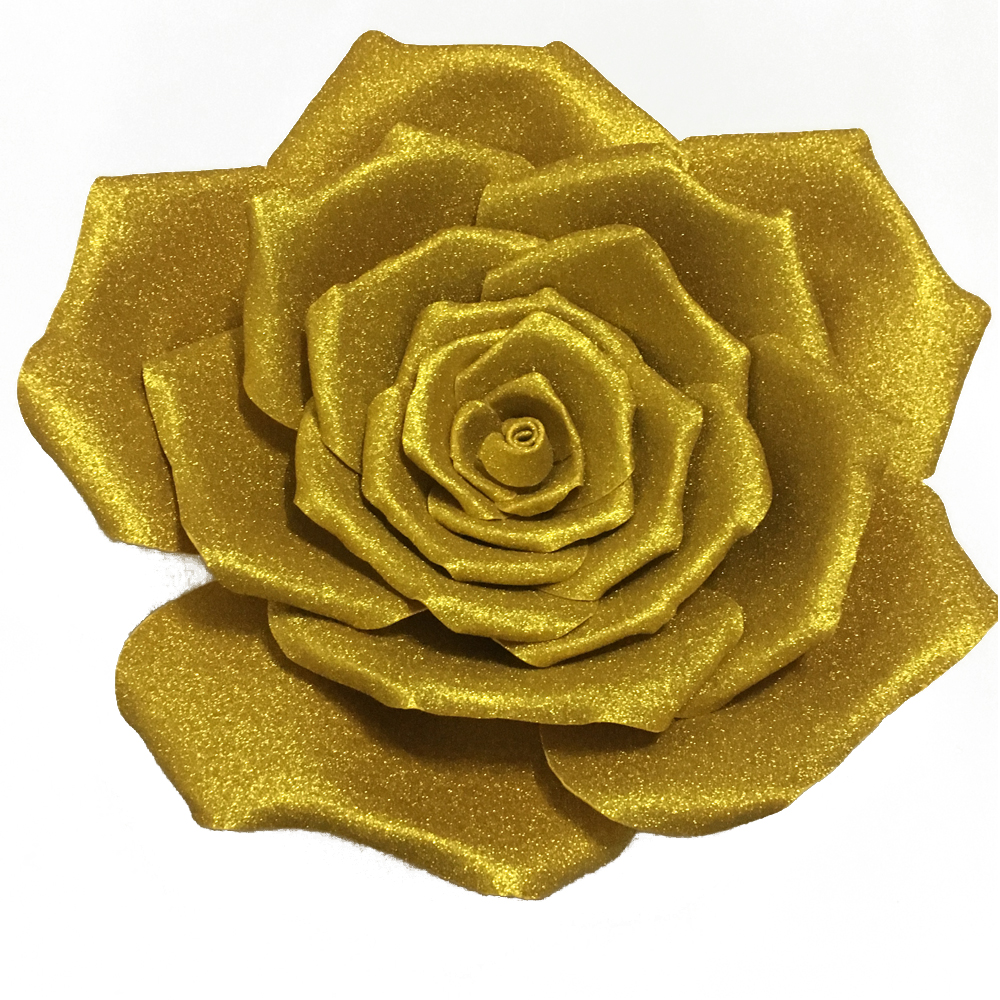 Funky White 3d Flower Wall Decor Ideas - Wall Art Collections ...