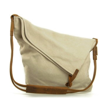 M023 Women Messenger Bags Female Canvas Leather Vintage Shoulder Bag Ladies Crossbody Bags for Small Bucket Designer Handbags 10