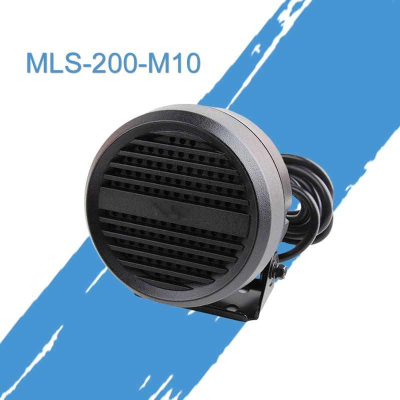 Suitable For YAESU Yaesu MLS-200-M10 Waterproof Walkie-Talkie Sets Of Small Speakers External Speakers Car Radio Speakers