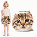 girls clothing skirts baby kids princess skirts girl popular skirt children summer clothes children skirts New animal printed