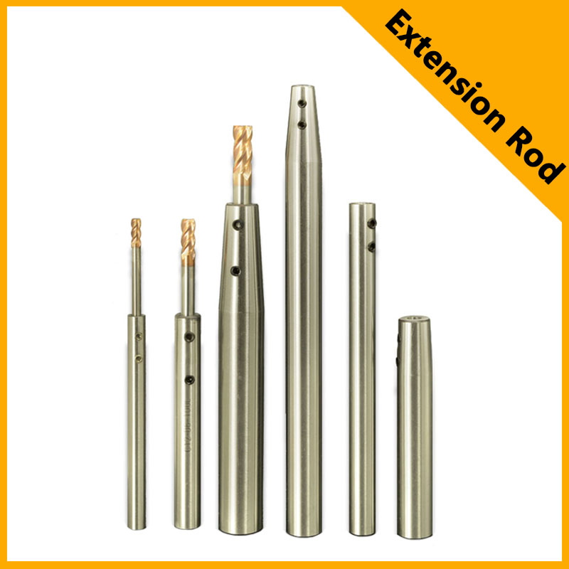End Mill Extension Holder Precision Components STRAIGHT SHANK HOLDER Side solid fit extensions rod for solid carbide end mills scgo side lock end mill extension holder sld6 c12 100l 1125 for 6mm shank diameter carbide end mill