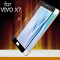 Carbon fiber for VIVO X7pro full screen cover screen protection film HD ultra-thin front protective filmfor X7 5.2 inches