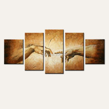 5 Pcs Hand of god! Paints