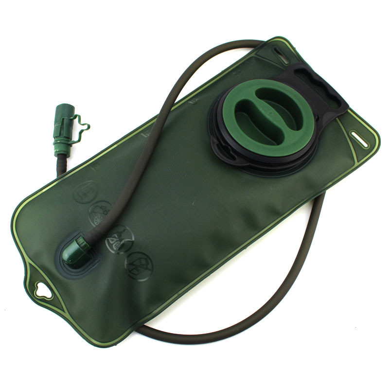 3L TPU Water Bladder Bag BackPack Hydration System Pack Outdoor Camping Hiking Survival Hot Sale