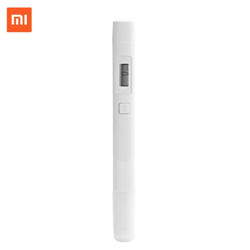 Original Xiaomi Mi TDS Meter Tester Portable Detection Pen Water Quality Test Quality Test Pen EC TDS-3 Tester Meter Digital 100% original xiaomi pen water quality purity tester digital tds meter tds metr digital water meter concentration meter