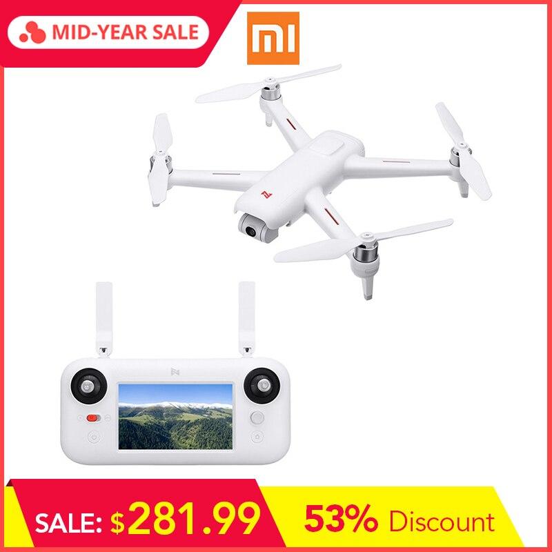 Xiaomi FIMI A3 5,8G GPS Dron 1 KM FPV 25 minutos con cardán de 2 ejes 1080 P Cámara RC Quadcopter RTF modo sin cabeza sígueme