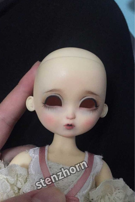 BJD 1 8 Susan Baby doll Joint Doll Free Eyes
