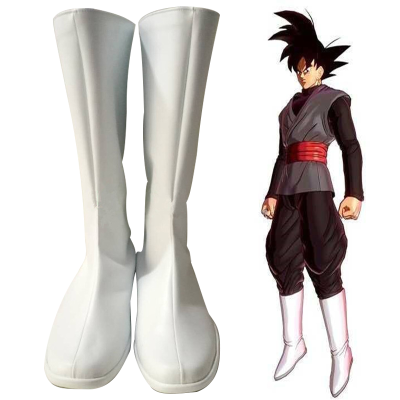 Dragonball S Dragon Ball Super Son Goku Black Zamasu Kai Boots Cosplay  Costume Shoes 936ccf3537