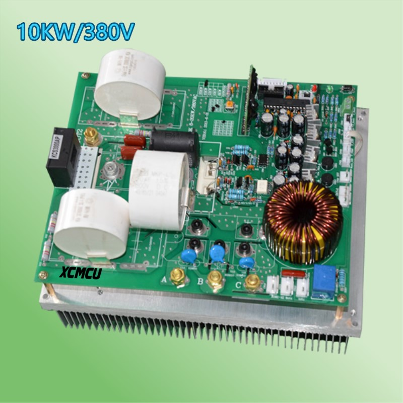 10KW electromagnetic heater motherboard 10000w 380v diffusion pump electromagnetic induction heater electromagnetic heating equipment best 2500w diy induction heater