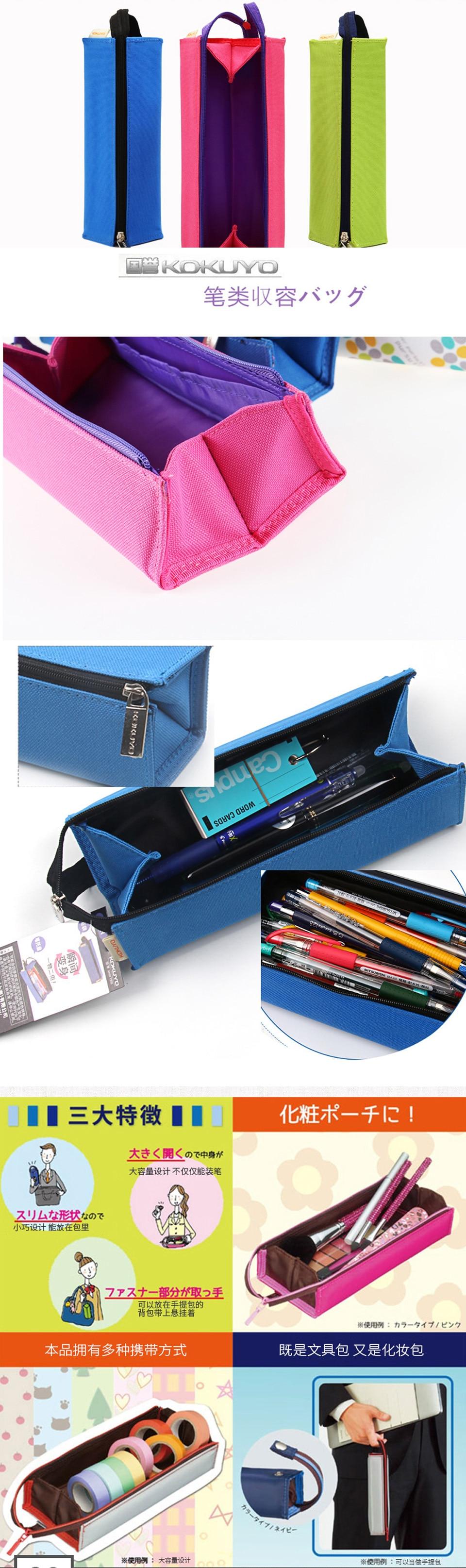 caneta lápis grande capacidade openinglarge saco de
