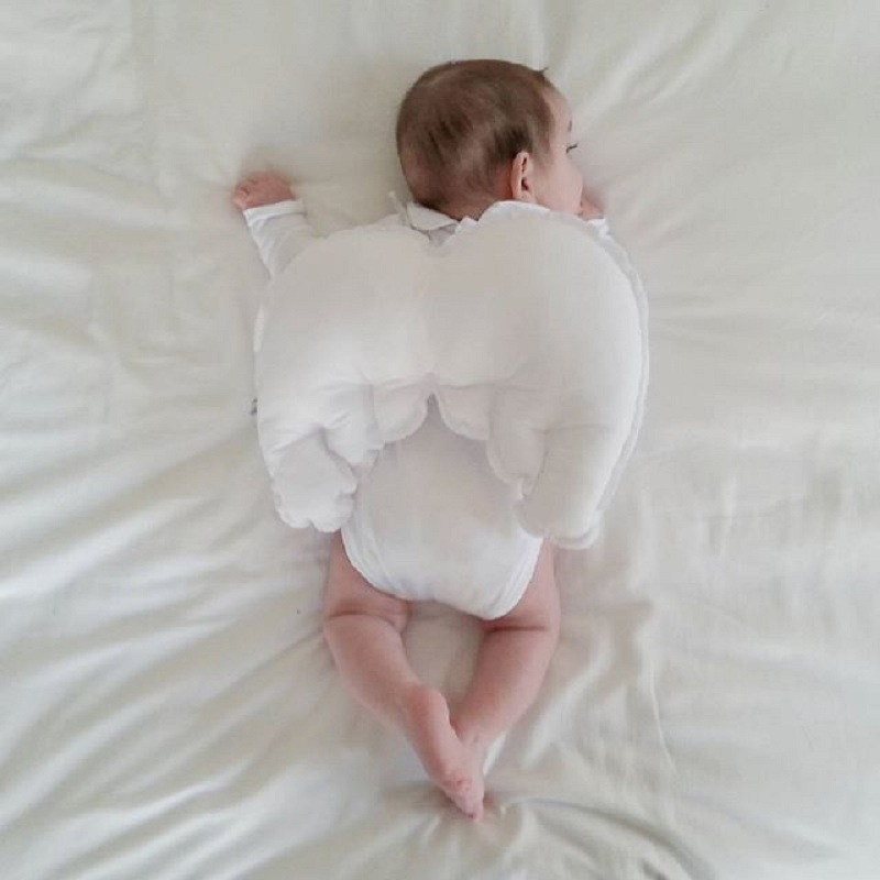 Sleep Angel Kussen.Baby Kussen Angel Wings Kids Sleep Kussen Kussens Decoratie Baby