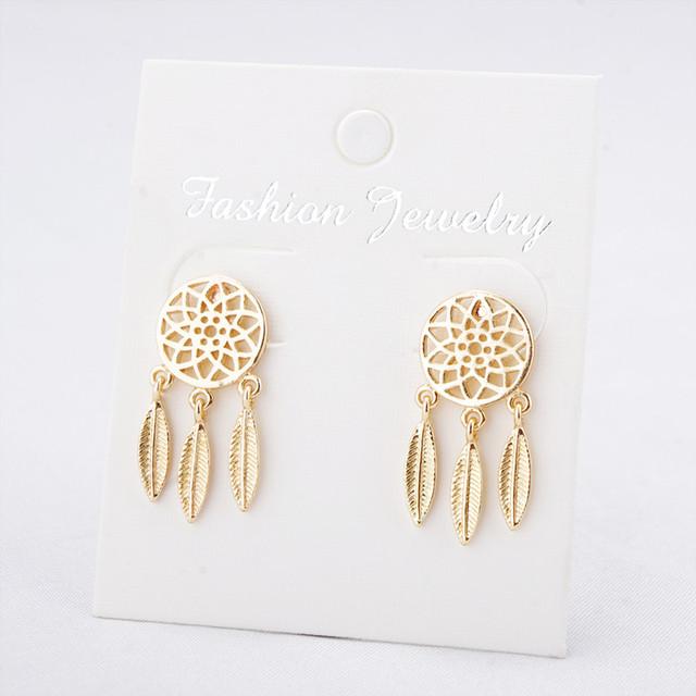 Indian Dreamcatcher Earrings