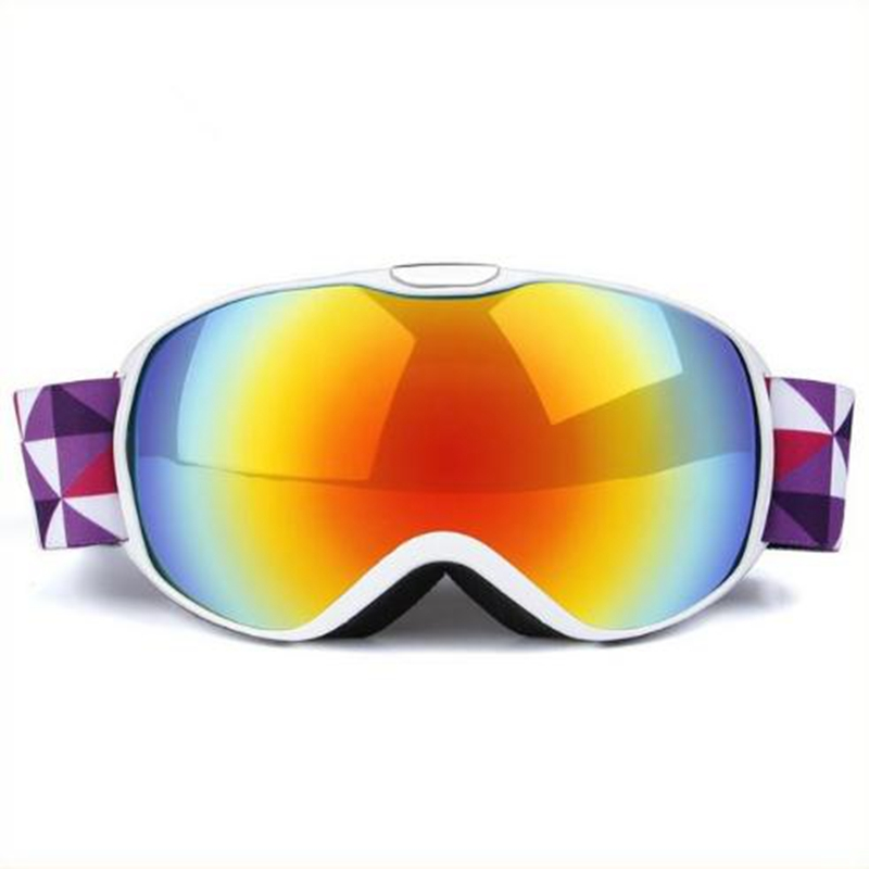 Glasses Goggles Kids Windproof Weimostar Boys Snowmobile Ski Girls Winter Double-Anti-Fog