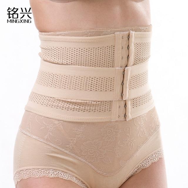 0fc666cd6d Free Shipping 1 Pic 2 Layers Reinforce Cinta Para Barriga Butt Shaper  Girdles Body Shapers For Women