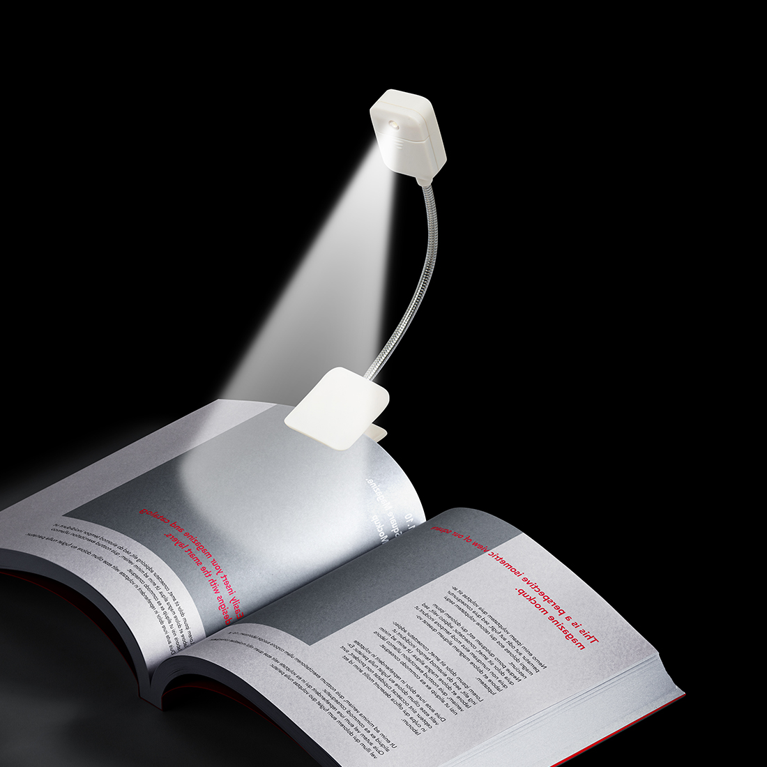 DC 6V Book Notebook Reading Light Night Light LED Book Light Table Lamp Desk Lamp Flexible Clip For Reader Kindle