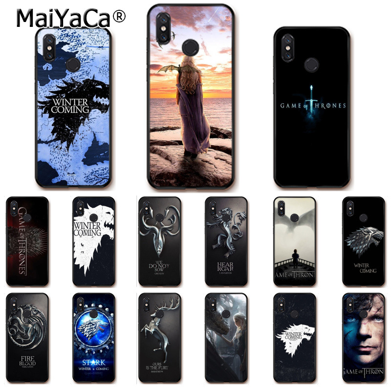 Maiyaca Melanin Poppin Black Girl Phone Case Cover For Xiaomi Mi 6 Mix2 Mix2s Note3 8 8se Redmi 5 5plus Note4 4x Note5 Clothing, Shoes & Accessories