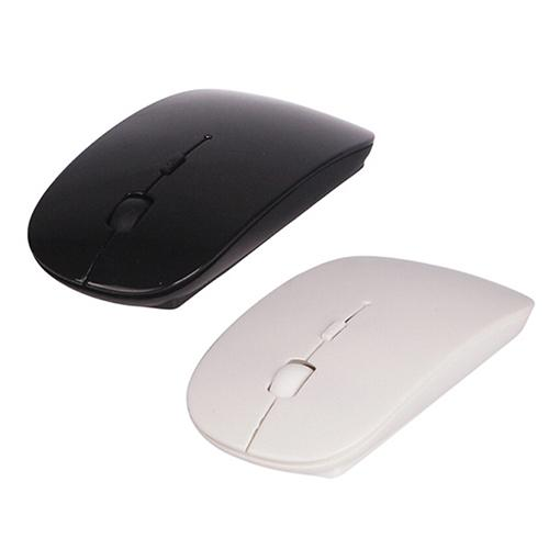 Sale 2.4 GHz Slim Optical Wireless Mouse Mice + USB Receiver For Macbook Laptop PC