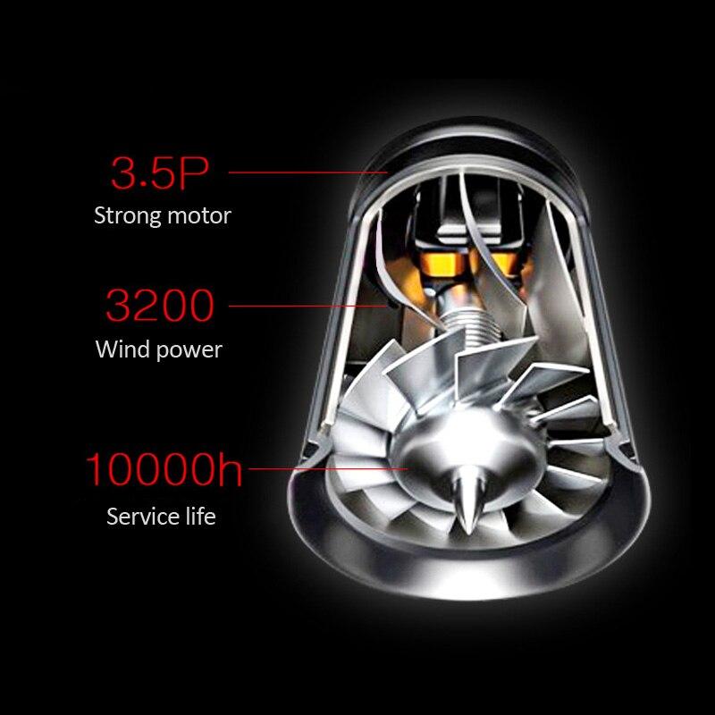 O Vento quente e Frio Profissional-High power