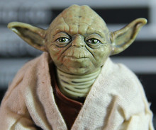 Star Wars Master Yoda Action Figure