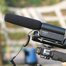 Video Rig Kit with Takstar SGC-598 Interview Shotgun Microphone