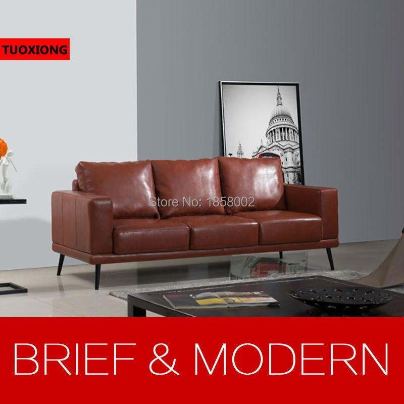 Aliexpress.com: comprar madera modernos sofá muebles juego de sala ...