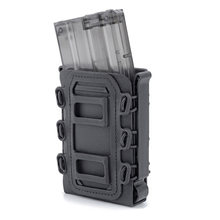 CheckOut 5.56 7.62 Mag Magazine Pouch Carrier Tactical Millitary Rifle Fast Mag Pouch Molle Belt Fastmag Holster deliver