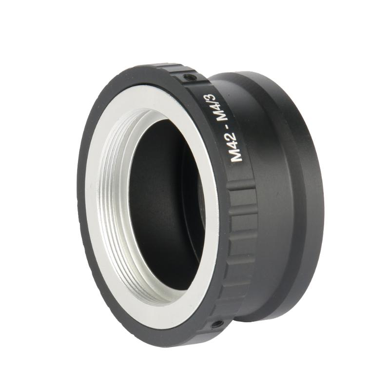 Lens Adapter Ring M42-M4/3 For Takumar M42 To Micro 4 3 Adapter M4/3 Mount With Tripod Mount Ring GF3 G3 E-P3 High Quality