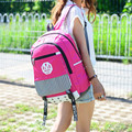 Hot sale Promotion Women Unisex  Nylon Cartoon Backpacks Brand fashion school bag Backpack Women's travel Bags HBE37
