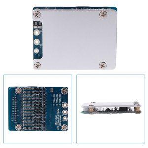 Image 4 - リチウムイオンリチウム電池 20A 18650 バッテリー保護 bms pcb ボードバランス 13 s 48 v