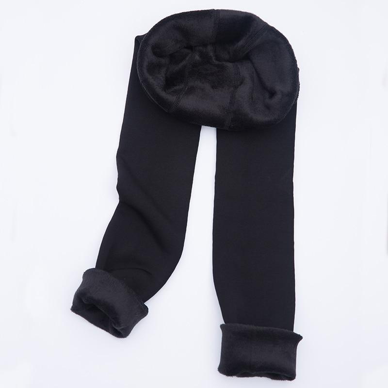 8c89aee538d3c Nessaj Women's Candy Colors Women Pants Plus Velvet Thick Warm Leggings  Ladies Pants For Winter Super