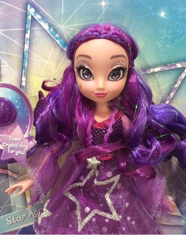 original Doll the Star darlings doll Multiple joints body mga doll Christmas birthday gift toys Sage