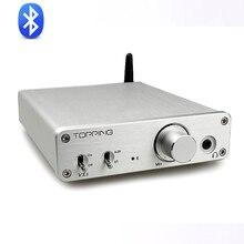 New Topping VX3 TPA3116D2 30W *2 Class D Hifi Digital Audio Energy Amplifier Wi-fi Bluetooth Four.zero Mini House Headphone AMP