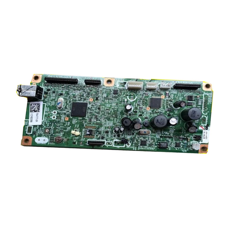 цена USED Formatter PCA ASSY Formatter Board FM4-7166 FM4-7167 logic Main Board For Canon MF4550D MF4553D MF4554D 4550 Printer