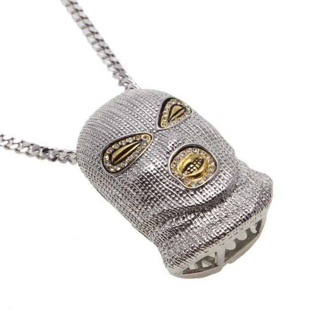 Online shop dope rhinestone iced out military counter terrorism mask dope rhinestone iced out military counter terrorism mask pendant necklace world peace jewelry aloadofball Image collections