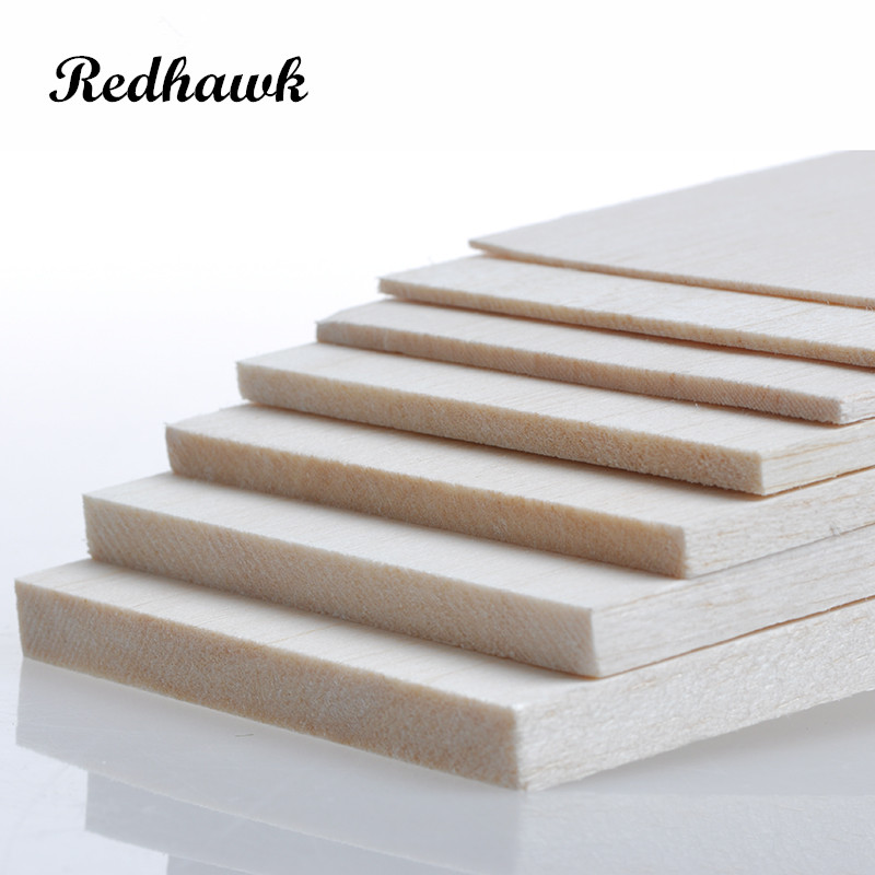500x100x1/1.5/2/2.5/3/4/5mm EXCELLENT QUALITY Model Balsa wood sheets for DIY airplane boat model material free shipping aaa balsa wood sheet ply 25 sheets 100x80x1mm model balsa wood can be used for military models etc smooth diy free shipping
