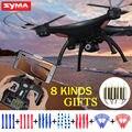 Original Drone Syma X5S & X5SC & X5SW FPV UAV wi fi HD sem cabeça câmera de 2MP RC Quadcopter 2.4 G 6-Axis helicóptero VS H12W H26W X6SW