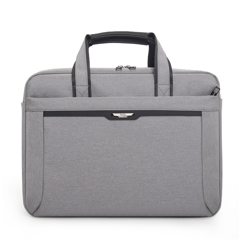 1827A New Fashion Large Capacity Leisure Computer Bag Youth Simple Handbag Waterproof Single Shoulder Bag Male Briefcase